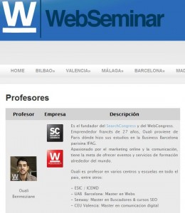 Web Seminar 260x300