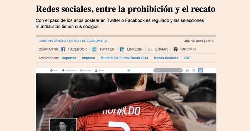 diario el economista chema lamiran