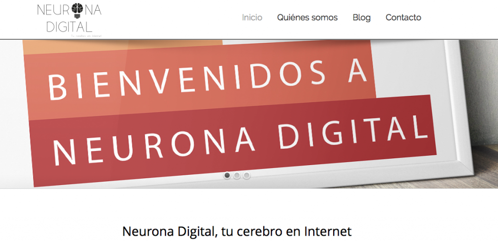 Neurona digital Marketing digital valencia